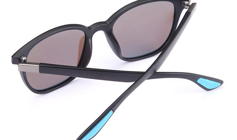 JADE MATT BLACK/BLUE REVO